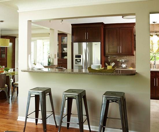 Id es am nagement petite cuisine architecte d 39 int rieur for Decoration d une petite cuisine