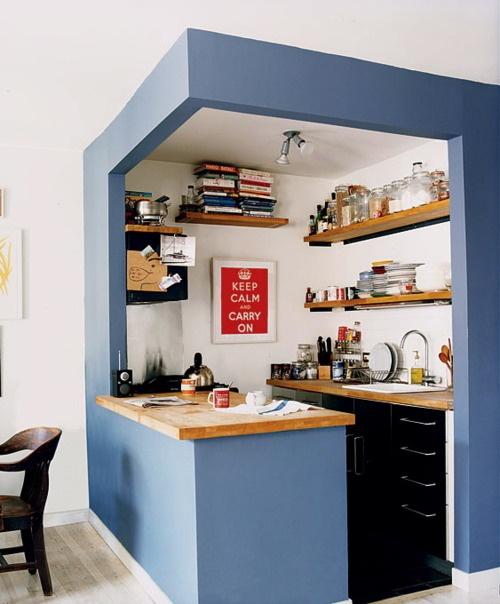 Id es am nagement petite cuisine architecte d 39 int rieur - Decoration petite cuisine ...