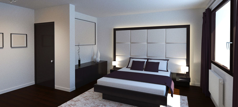 decoration interieur chambre hotel. Black Bedroom Furniture Sets. Home Design Ideas