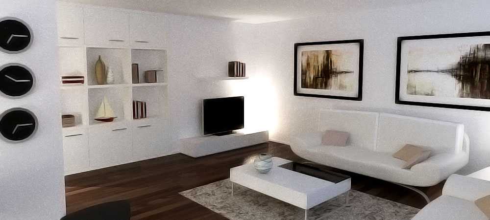 Am nagement et d coration appartement lyon 8 atelier for Deco interieur appartement moderne